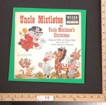 Image of AR_00139 - Uncle Mistletoe's Christmas album cover