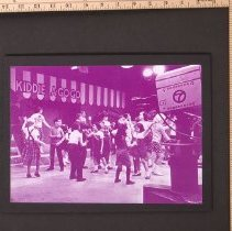 Image of AR_00148 - Photo - Dancers from Mulqueen's Kiddie-A-Go-Go