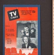 Image of AR_00163 - TV Times - w/Kukla, Fran & Ollie [Sep 1950]