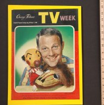 Image of AR_00105 - TV Week - w/Burr, Kukla & Ollie [Sep 1961]