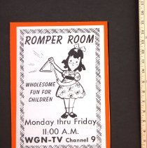 """Image of AR_00186 - WGN-TV ad for """"Romper Room"""""""