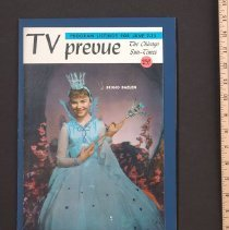 Image of AR_00198 - TV Prevue - w/Brigid Bazlen as the Blue Fairy [Jun 1959]