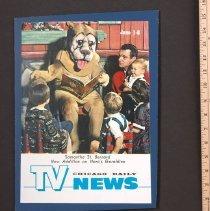 Image of AR_00211 - TV News - w/Samantha St. Bernard, Jim Stewart & Kids