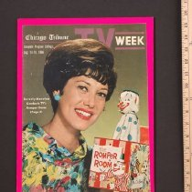 Image of AR_00221 - TV Week - w/Romper Room's Beverly Marston [Aug13-19, 1966]