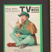 Image of AR_00191 - TV Week - w/Val Bettin as the Storyteller [Oct 15-21, 1966]