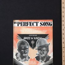 Image of AR_00019 - Sheet music - Amos 'n' Andy: musical theme ' The Pepsodent Hour'