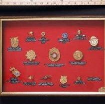 Image of AR_00025 - Medallions from Lone Ranger, Capt. Midnight