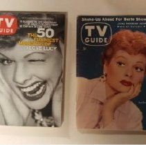 Image of EX_12.24 - TV Guide #2533 - Lucille Ball; vol 49, no 41 (Oct 13-19, 2001)