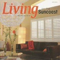 Image of Living on the Suncoast - Living on the Suncoast magazine June 2012 issue
