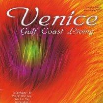 Image of Venice Gulf Coast Living - Venice Gulf Coast Living magazine, November 2012