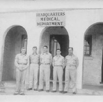 Image of Station Hospital 432 Armada Rd. S. ca 1944