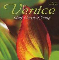 Image of Venice Gulf Coast Living - Venice Gulf Coast Living, November 2013 issue