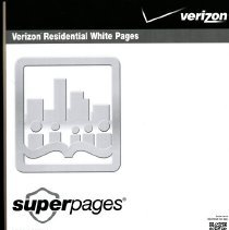 """Image of Verizon Residential White Pages Directory, November 2013-2014 - Verizon Residential White Pages """"Superpages"""" directory with names, addresses and telephone numbers for area code 941 (Venice, North Port, Englewood, Cape Haze, Nokomis, Osprey, Warm Mineral Springs), November 2013-2014."""