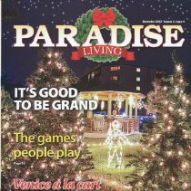 Image of Paradise Living - Paradise Living, Volume 1, Issue 4, December 2013