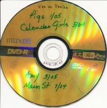 Image of 2014.18.01 - Videodisc, Digital