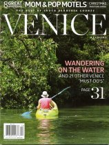 Image of Venice Magazine - Venice Magazine, January 2016; Venice Museum & Archives collection photos featured on pages 35, 45, 64