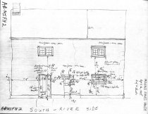 Image of Mouns Jones House, unfiled HABS drawings 2 of 10 (1985)
