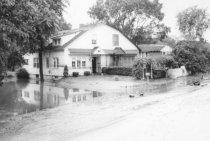 Image of Morlatton Village, aftermath of a 1972 flood