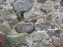 Image of Michael Fulp House, mortar composition & application, #269 (2010)