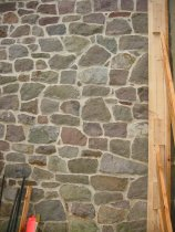 Image of Michael Fulp House, mortar composition & application, #248 (2010)