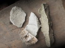 Image of Michael Fulp House, mortar composition & application, #469 (2010)