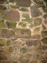 Image of Michael Fulp House, mortar composition & application, #250 (2010)