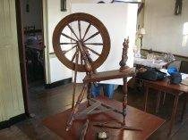Image of White Horse Tavern - Wheel, Spinning