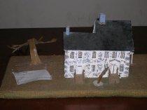 Image of White Horse Tavern - Model, Minatures
