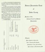 Image of General Information - Handbill