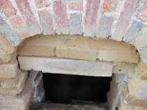 """Image of """"Image #8, arched cellar-vent opening."""""""