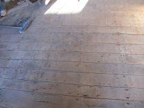 "Image of ""Image #7, Douglass House flooring in NE parlor."""