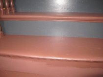 Image of 252 : Adjusted riser paint color (less blue)