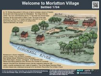 Image of Morlatton Village - Sign, Instructional