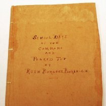 Image of Pamphlet - Ruth Burgess Burleigh