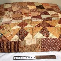 Image of Quilt - Unknown