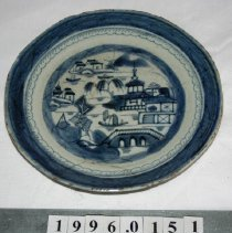 Image of Plate - Unknown
