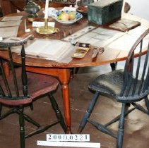Image of Table, Dining - Unknown