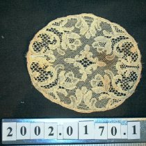 Image of Doily - Unknown