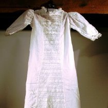 Image of Gown, Baptismal - Unknown