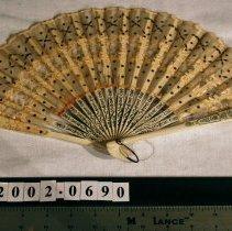 Image of Fan, Hand - Unknown