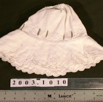 Image of Bonnet, Baby - Unknown