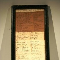 Image of Petition - Anti Slavery Society
