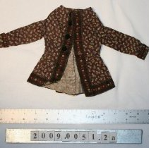 Image of Clothing, Doll -