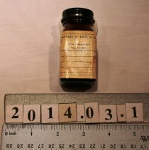 Image of Bottle, Medicine -