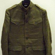 Image of Uniform - U. S. Army uniform jacket-World War I-Benjamin Robert Benjamin