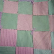Image of Child's Pieced Quilt