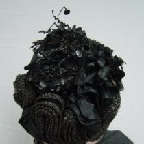 Image of Bonnet - Ladies bonnet, 1880-1900