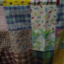 Image of Quilt - Cotton Pieced Quilt top