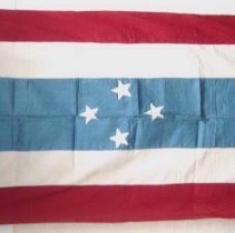 Image of Flag - Unidentified flag/banner