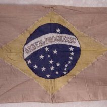 Image of Flag - Reproduction flag of Brazil